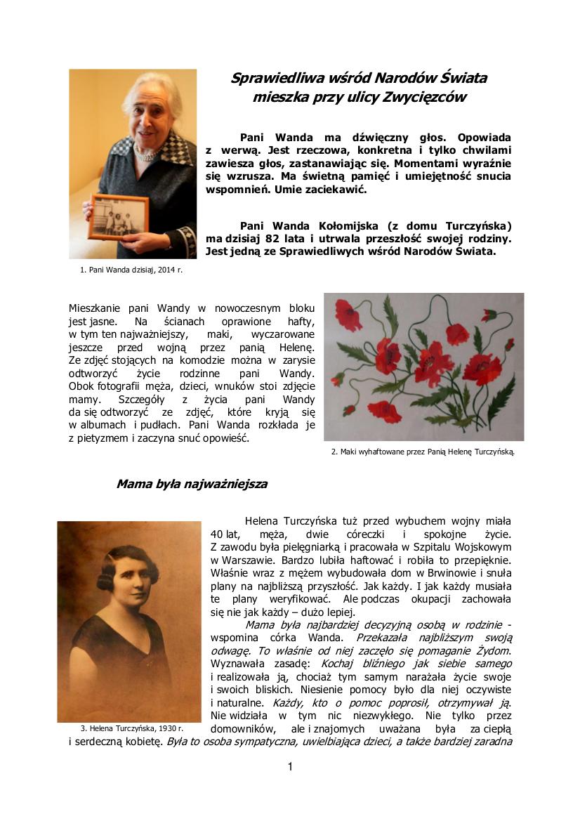 Rodzina Turczńskich - reportaż_1